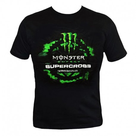 Футболка Monster Supercross mod.2