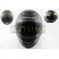 Шлем-интеграл MONSTER ENERGY