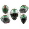 Шлем-интеграл HONZ OP-1 Green