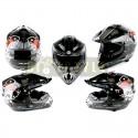 Шлем кроссовый HELMO CR168 DICE