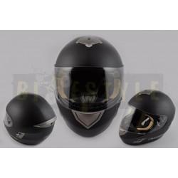 Шлем-интеграл LS-2 mod.366 Black Mat