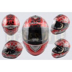 Шлем-интеграл LS-2 mod.366 Red
