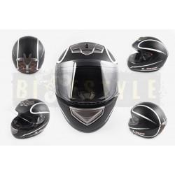 Шлем-интеграл LS-2 mod.368 HIGHWAY Mat
