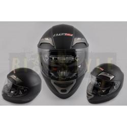 Шлем-интеграл LS-2 mod.375 Black Mat
