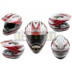 Шлем кроссовый GSB mod.4