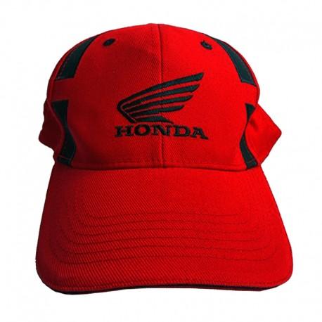 Бейсболка HONDA RED mod.2