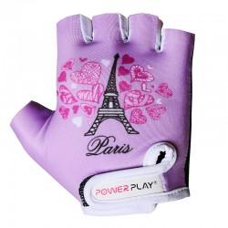 Велоперчатки женские Powerplay Paris