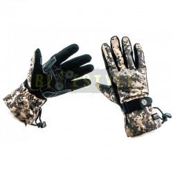 Мотоперчатки зимние SCOYCO MC34-1