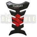 Наклейка на бак Suzuki mod.3
