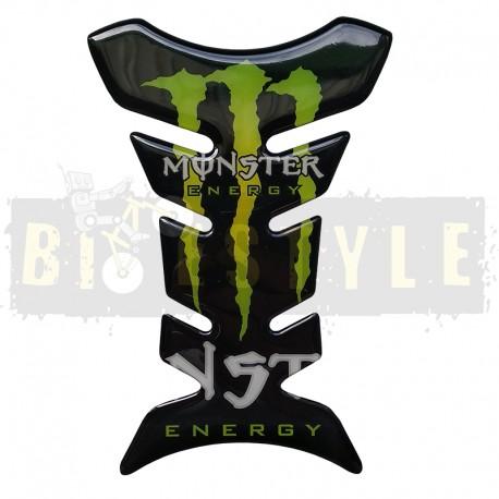 Наклейка на бак Monster Energy