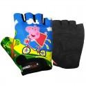 Велоперчатки детские Powerplay 5473 PEPPA