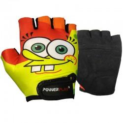Велоперчатки детские Powerplay 5473 SpongeBob