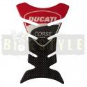 Наклейка на бак Ducati mod.2
