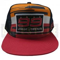 Бейсболка 99 JORGE LORENZO mod.4