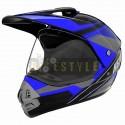 Шлем кроссовый VLAND 819B