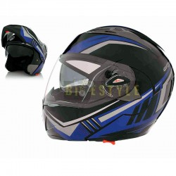 Шлем-трансформер VLAND TM-158BL