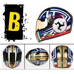 Шлем-интеграл BEON LE
