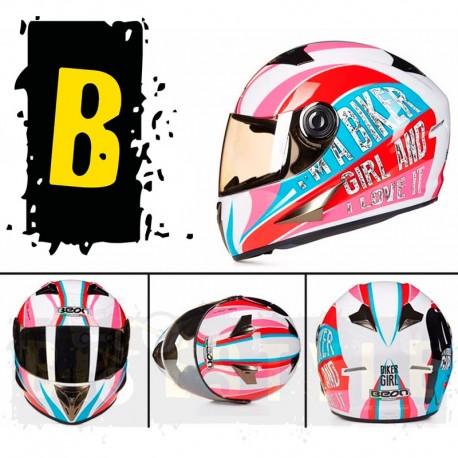 Шлем-интеграл BEON GRL