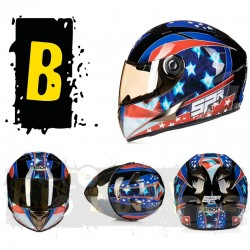 Шлем-интеграл BEON SPR