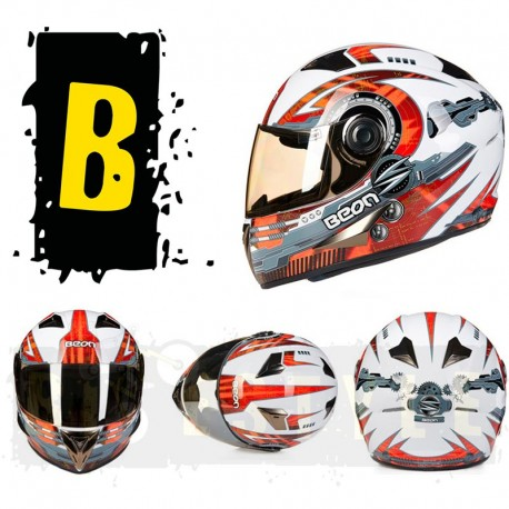 Шлем-интеграл BEON SW