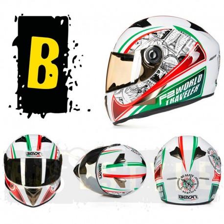 Шлем-интеграл BEON F2 REMO