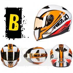 Шлем-интеграл BEON REMO F2 GP