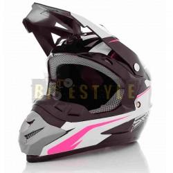 Шлем кроссовый SPK MZ-2