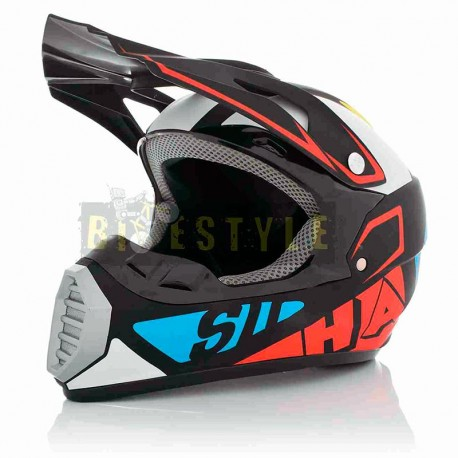 Шлем кроссовый MZ-2 PP