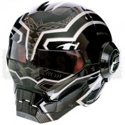 Шлем-интеграл Masei Black Panther