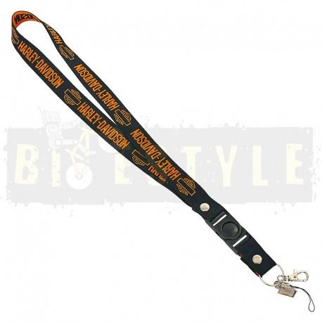 Шнурок для ключей Harley Davidson