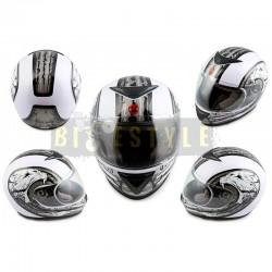 Шлем-интеграл HELMO HD-8