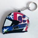 Брелок Helmet 93