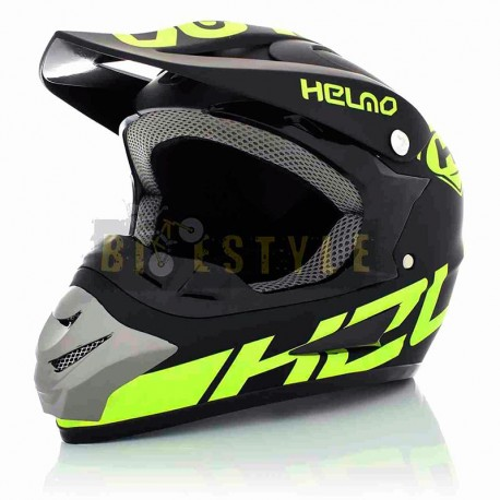 Шлем кроссовый HELMO CR189