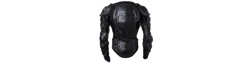 Моточерепахи, защита спины