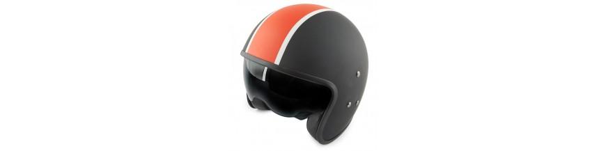 Шлемы открытые (полулицевики)